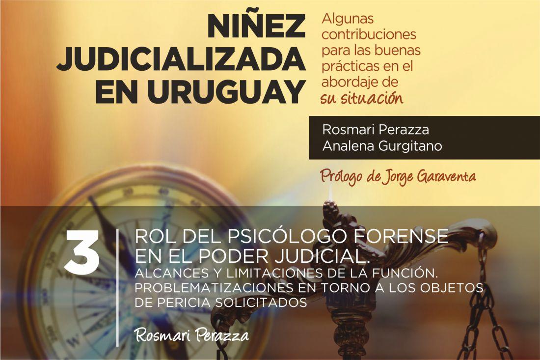 ROL DEL PSICÓLOGO FORENSE EN EL PODER JUDICIAL.